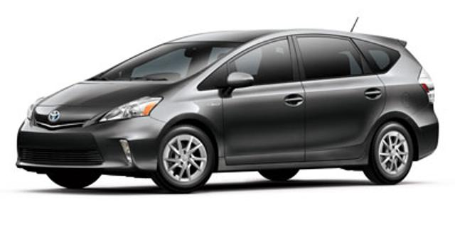 Photo Used 2013 Toyota Prius V 5dr Wgn Two in Salem, OR