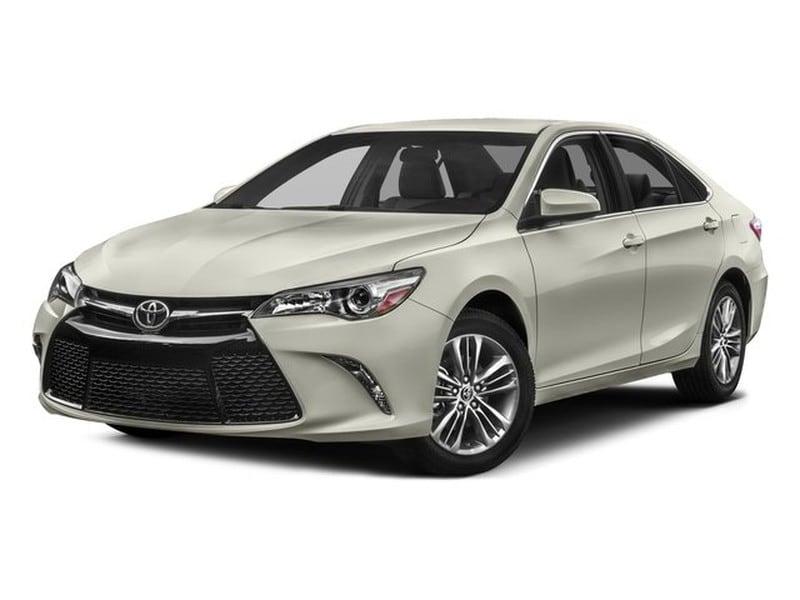 Photo Used 2017 Toyota Camry For Sale  San Antonio TX  VIN 4T1BF1FK6HU431111