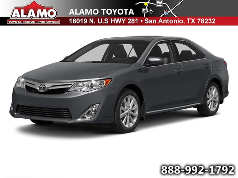 Photo Used 2014 Toyota Camry For Sale  San Antonio TX  VIN 4T4BF1FK6ER418540