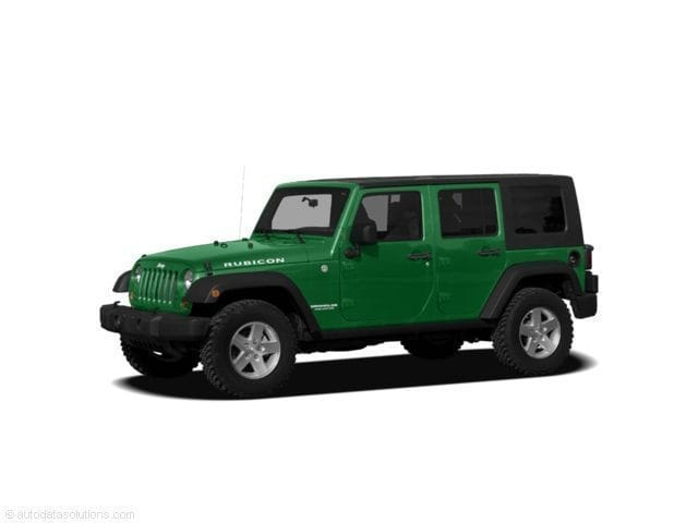 Photo Used 2010 Jeep Wrangler Unlimited Sport SUV For Sale Springdale AR