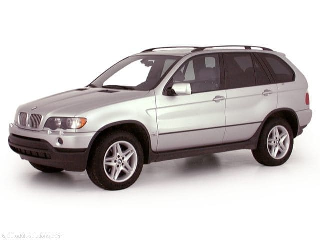 Photo Used 2001 BMW X5 4.4i in Houston, TX