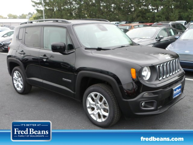 Photo Used 2015 Jeep Renegade Latitude For Sale in Doylestown PA  ZACCJBBT0FPB73733