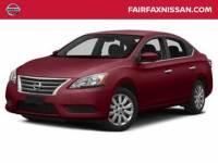 2015 Nissan Sentra SV in Fairfax