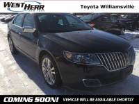 2010 Lincoln MKZ Sedan For Sale - Serving Amherst