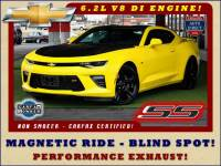 2016 Chevrolet Camaro SS/2SS - MAGNETIC RIDE - PERFORMANCE EXHAUST!