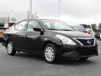 Certified Pre-Owned 2016 Nissan Versa S FWD 4dr Car