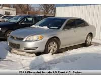 Used 2011 Chevrolet Impala LS for sale near Detroit