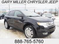 2008 Ford Edge Limited SUV For Sale in Erie PA