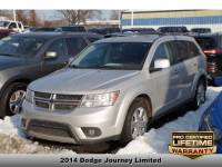 Used 2014 Dodge Journey Limited for sale near Detroit