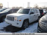 Used 2008 Jeep Patriot Sport for sale near Detroit