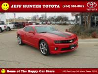 Used 2010 Chevrolet Camaro For Sale in Waco TX Serving Temple | VIN: 2G1FS1EW3A9181439