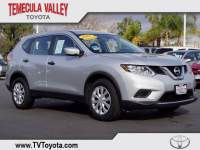 2016 Nissan Rogue SUV Front-wheel Drive in Temecula