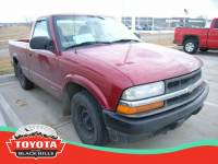Used 2002 Chevrolet S-10 For Sale | Rapid City SD | 1GCCS145528248932