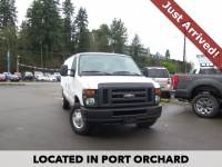 Pre-Owned 2012 Ford E-250 Commercial RWD 3D Extended Cargo Van
