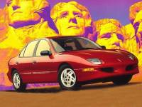 Used 1998 Pontiac Sunfire Sedan For Sale in Fayetteville, AR