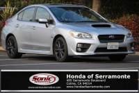 Used 2015 Subaru WRX 4dr Sdn Man Premium