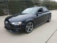 2014 Audi A4 Premium Plus 4dr Car