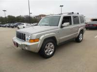 2008 Jeep Commander Overland Sport Utility
