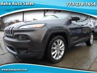 2016 Jeep Cherokee Limited FWD**Backup Cam**Heated Seats**Bluetooth