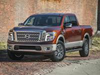 Used 2017 Nissan Titan Truck V8 in Miamisburg, OH
