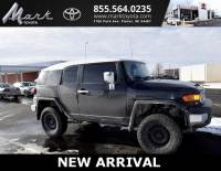 Used 2007 Toyota FJ Cruiser Base 4X4 V6 w/Upgrade Package & Power package SUV in Plover, WI
