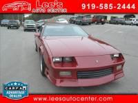 1992 Chevrolet Camaro RS Convertible