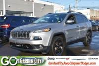 Certified Used 2016 Jeep Cherokee Altitude 4WD Altitude *Ltd Avail* For Sale | Hempstead, Long Island, NY
