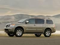 Pre-Owned 2009 Nissan Armada LE 4WD