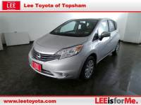 Used 2015 Nissan Versa Note S Plus near Portland, ME
