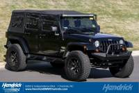 2012 Jeep Wrangler Unlimited Sahara Convertible in Franklin, TN