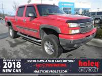 PRE-OWNED 2006 CHEVROLET SILVERADO 1500 LIFTED LT 4WD 4WD