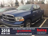 PRE-OWNED 2009 DODGE RAM 1500 SLT WITH THE RAM BOX 4WD