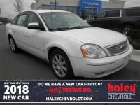 PRE-OWNED 2006 FORD FIVE HUNDRED LIMITED AWD