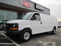 2013 GMC Savana 2500 Extended Cargo Van