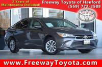 2017 Toyota Camry Sedan Front-wheel Drive - Used Car Dealer Serving Fresno, Central Valley, CA