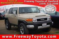 2013 Toyota FJ Cruiser 4WD Automatic SUV 4x4 - Used Car Dealer Serving Fresno, Central Valley, CA
