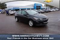 Pre-Owned 2017 Chevrolet Cruze 4dr Sdn 1.4L LT w/1SD FWD 4dr Car