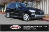 Used 2013 Mercedes-Benz M-Class ML 350 SUV