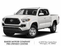 Pre-Owned 2017 Toyota Tacoma SR Four Wheel Drive Short Bed
