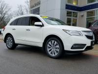Certified Pre-Owned 2016 Acura MDX MDX with Technology in Little Rock, AR