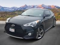Pre-Owned 2014 Hyundai Veloster 3dr Cpe Auto Turbo w/Black Int FWD 3dr Car