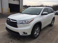 Pre-Owned 2015 Toyota Highlander Limited Platinum V6 4D Sport Utility AWD