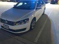 2013 Volkswagen Passat 2.5L SE w/Sunroof/PZEV Sedan Front-wheel Drive in Irving, TX