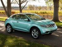 Used 2011 Nissan Murano CrossCabriolet Base SUV in Allentown