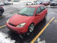 2003 Ford Focus SVT Hatchback