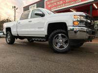 2017 Chevrolet Silverado 2500HD LT CREW CAB SHORT BED 4WD CUSTOM LEVELED