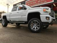 2017 GMC Sierra 2500HD DENALI CREW CAB SHORT BED 4WD CUSTOM LIFTED