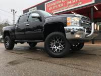 2012 Chevrolet Silverado 1500 LT CREW CAB 4WD CUSTOM LIFTED ROCKY RIDGE