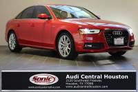 Certified Used 2015 Audi A4 2.0T Sedan in Houston, TX