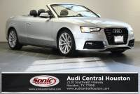 Certified Used 2017 Audi A5 2.0T Sport Sport Cabriolet in Houston, TX